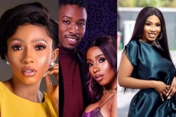 'Yes It Is True' - BBNaija's Mercy Eke Confirms That She Is Married And Has Dumped Ike (Photo)
